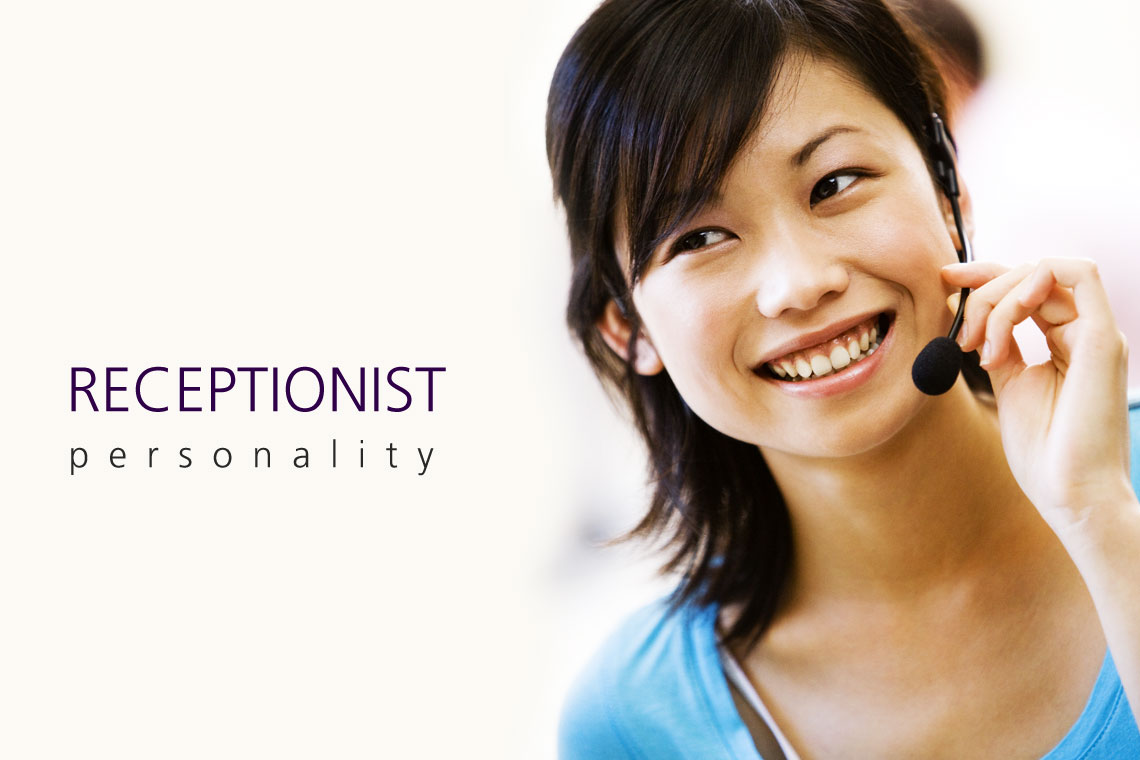 Receptionists Personality Test