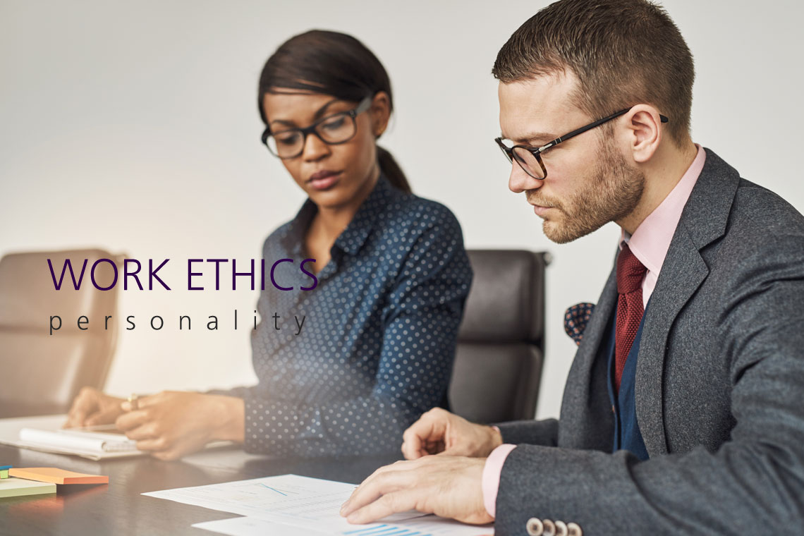 Work Ethics Personality Test